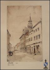 Hotel de ville avant 1914